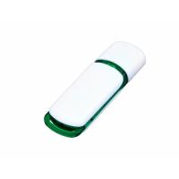 USB 2.0- флешка на 4 Гб с цветными вставками