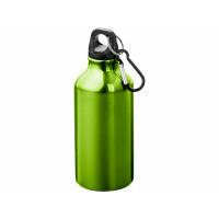 Бутылка Oregon с карабином 400мл, зеленое яблоко