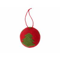Новогодний шар в футляре «Елочная игрушка»
