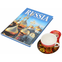 Набор «Моя Россия», хохлома