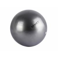 Мяч для фитнеса, йоги и пилатеса Fitball 25, серый