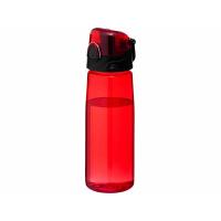 Бутылка спортивная Capri, красный