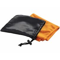 Охлаждающее полотенце Peter в сетчатом мешочке, оранжевый