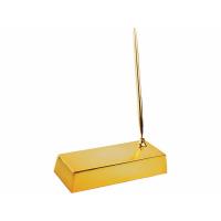 Настольный прибор «Золотой слиток»