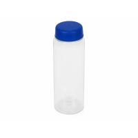 Бутылка для воды Candy, PET, синий