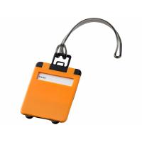 Бирка для багажа Taggy, оранжевый