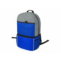 Рюкзак-холодильник Sea Isle, ярко-синий/серый