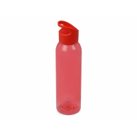 Бутылка для воды Plain 630 мл, красный