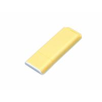 USB 3.0- флешка на 128 Гб с оригинальным двухцветным корпусом