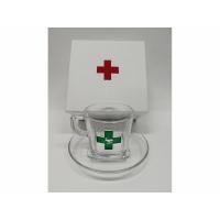 Чайная пара подарочная  «Аптечная фиерия»